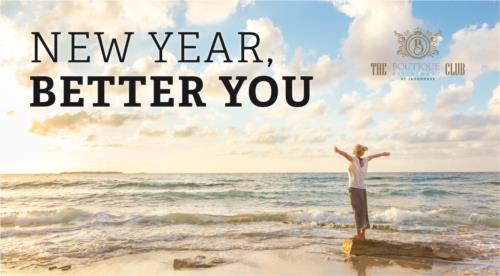 New Year, Better You - A Wellness Experience
